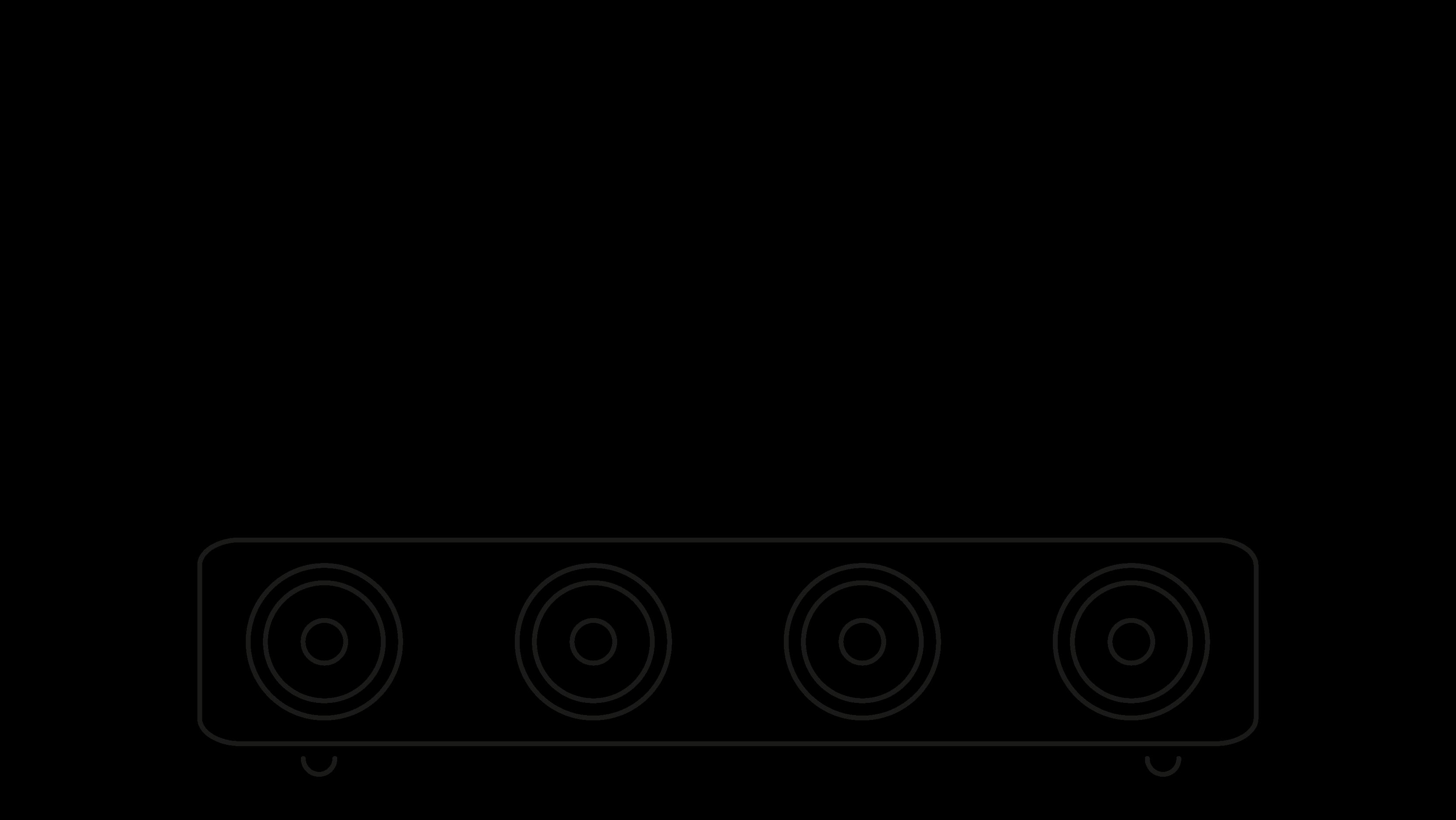 Soundbars and sound bases