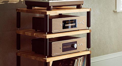 Hi-fi rack