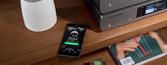 Wireless streaming