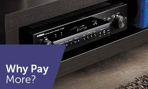 Why Pay More - Home Cinema