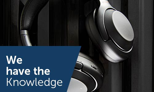 We have the knowledge - Wireless Streaming