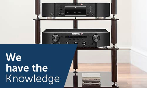 We have the knowledge on hi-fi