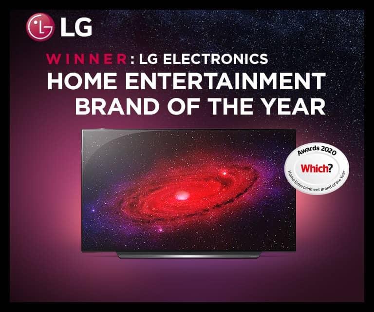 LG Which? award winner