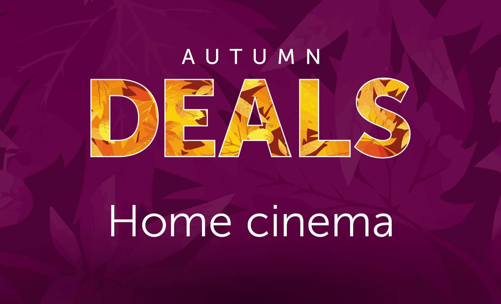 Autumn - Home cinema