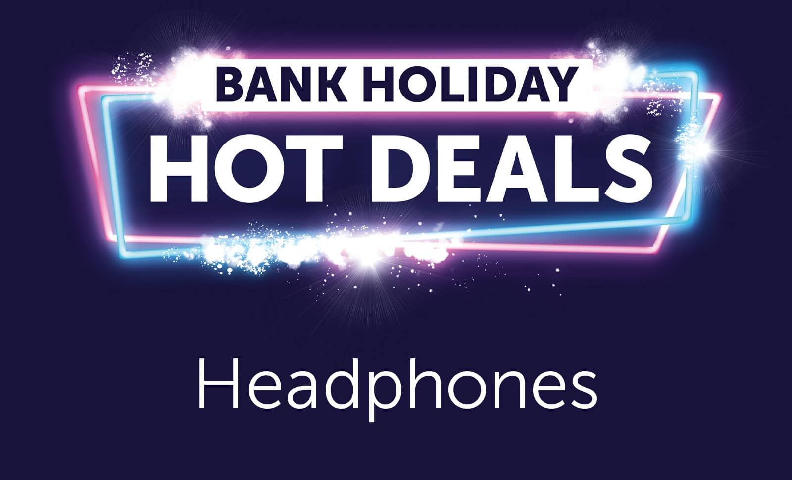 Bank Holiday - Headphones