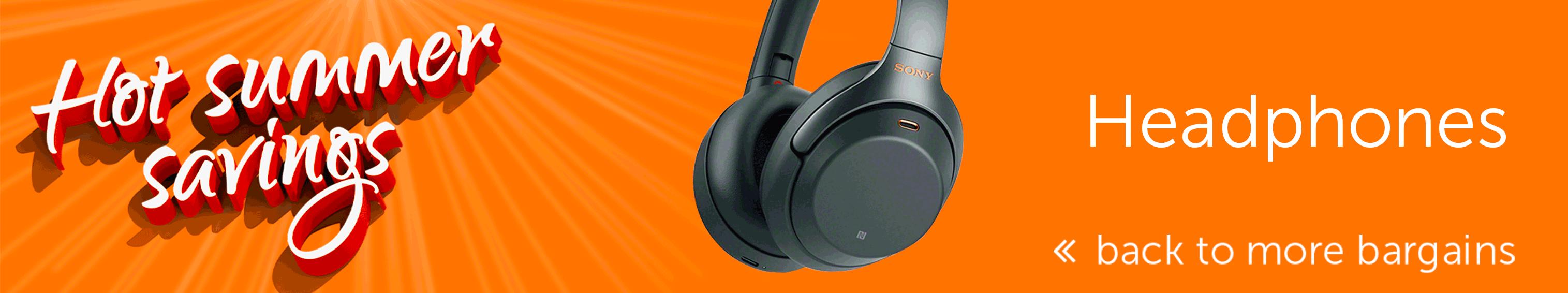 Summer Deals - Headphones
