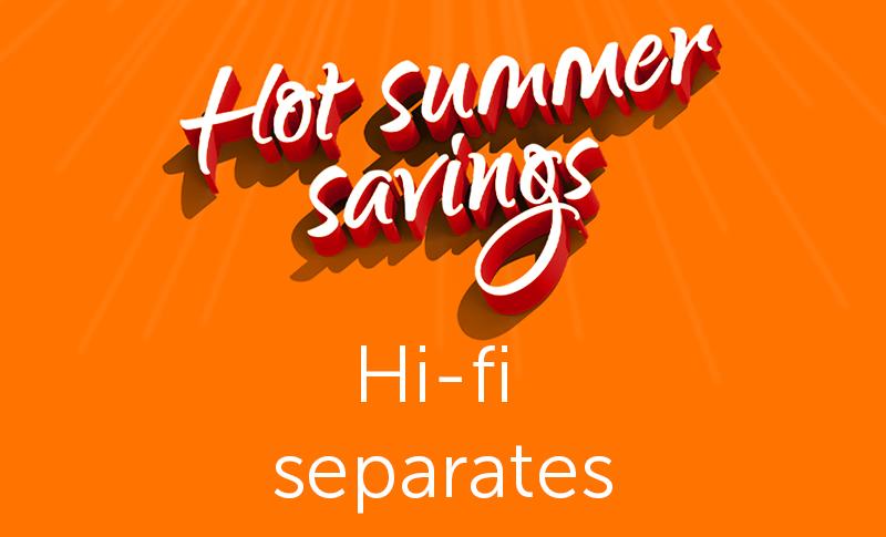 Summer Deals - Hi-Fi
