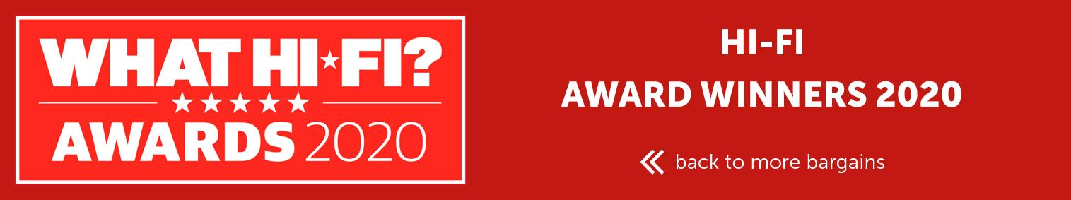 Hi-Fi award winners 2020