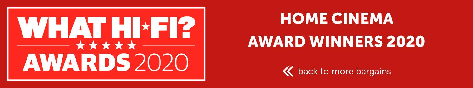 Home Cinema award winners 2020