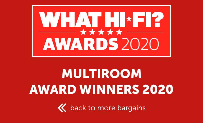 Multiroom award winners 2020