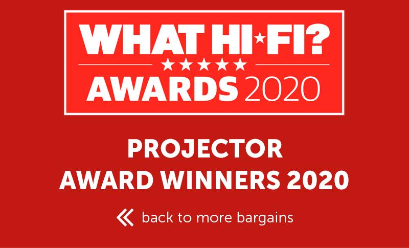 Projector award winners 2020
