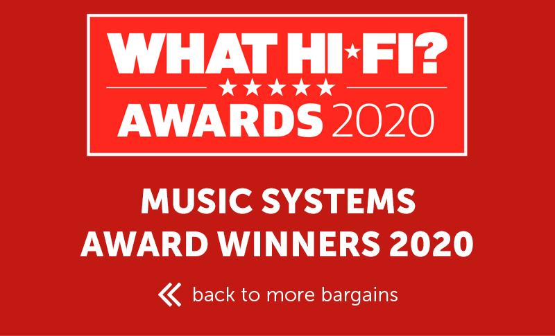 Music system award winners 2020