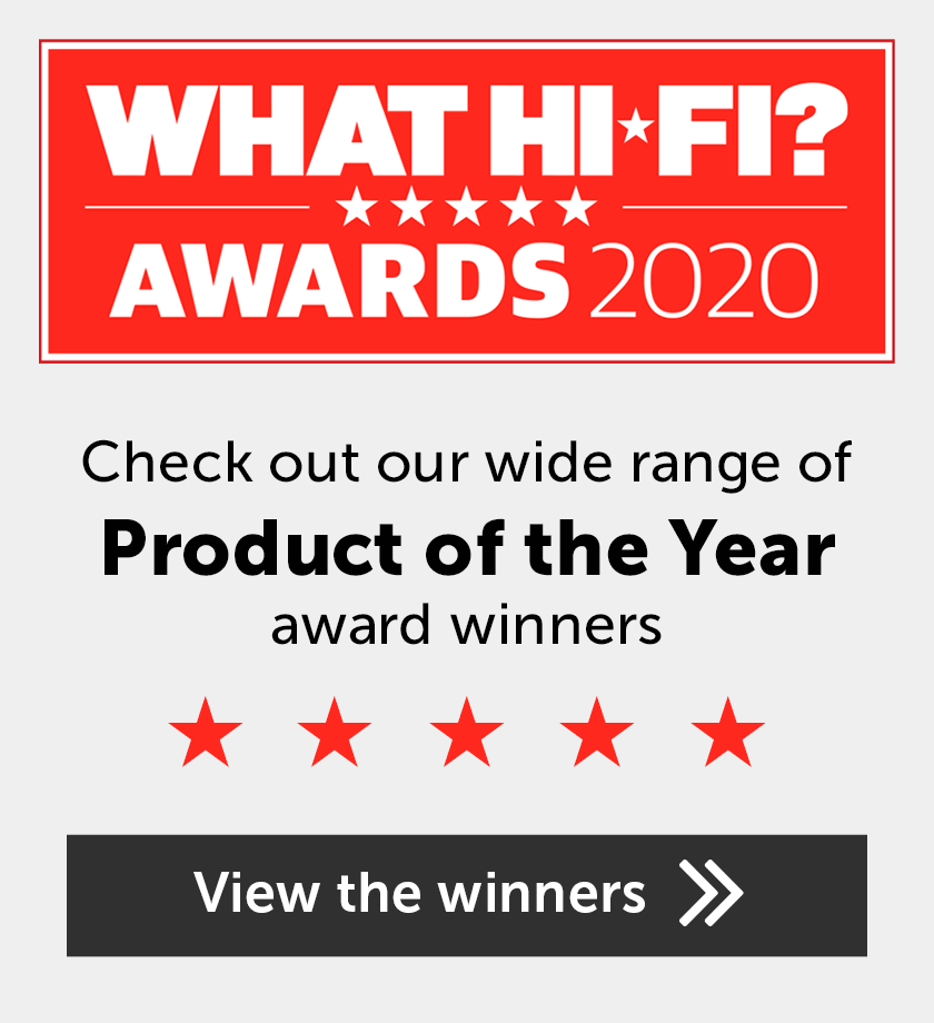 Product Of The Year winners