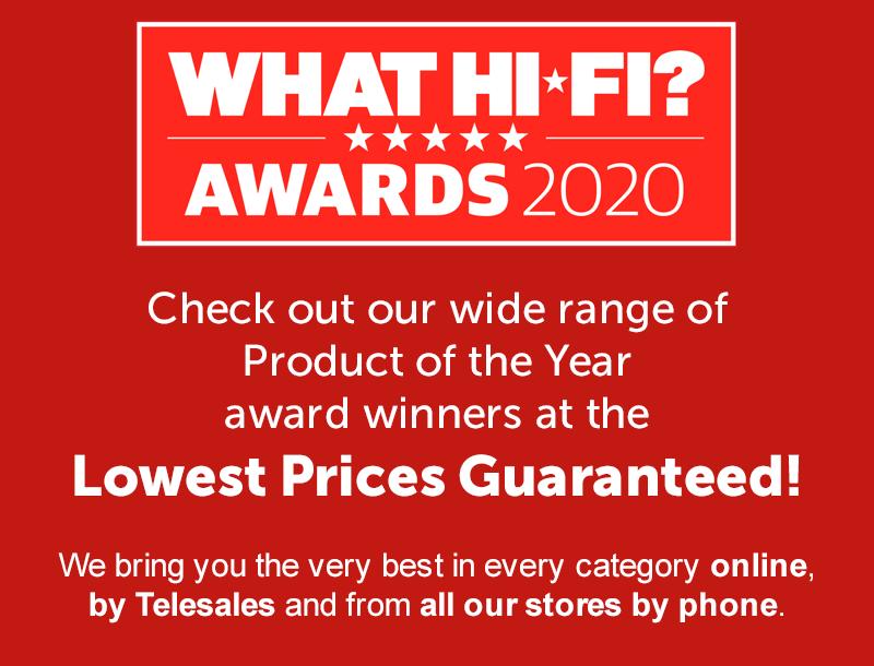 What Hi-Fi? Awards 2020