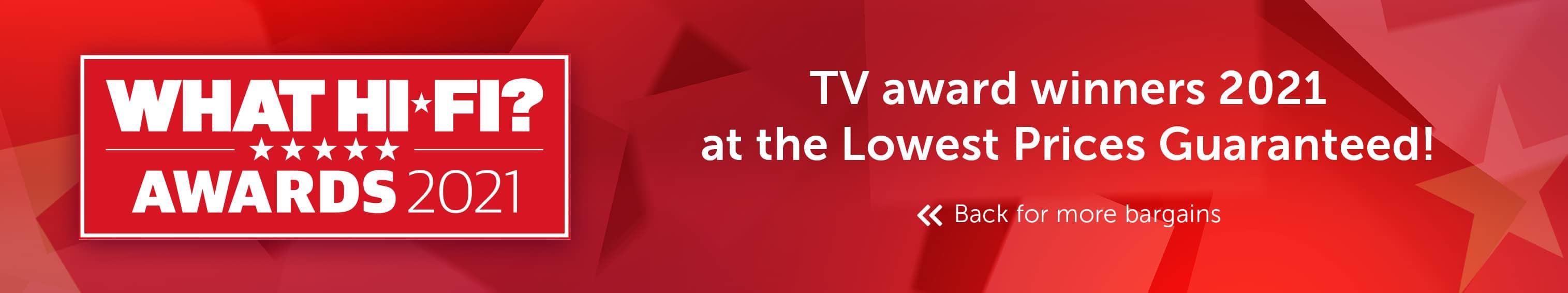 What Hi-Fi? Best Buy Awards 2021 - TV