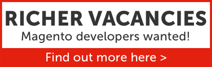 Magento developers wanted!