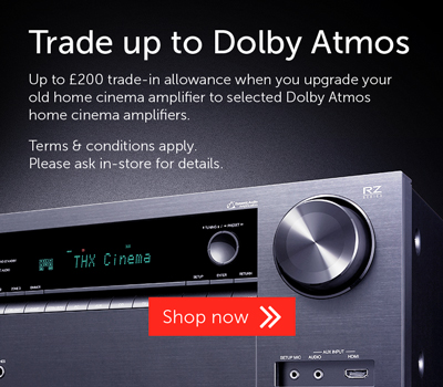 Dolby Atmos trade up