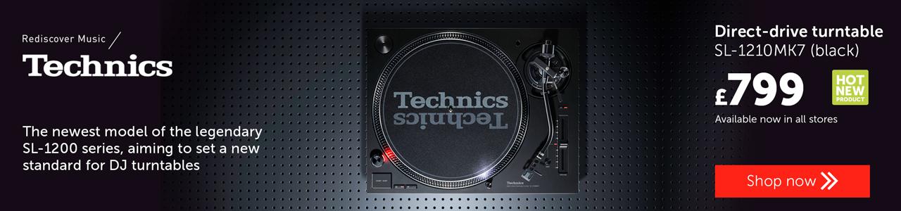 Technics SL1210 MK7