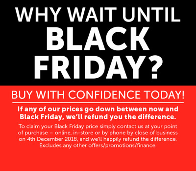 Why Wait? Black Friday Price Promise