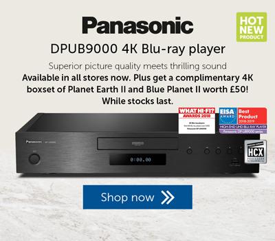 Pre-order Panasonic DPUB9000