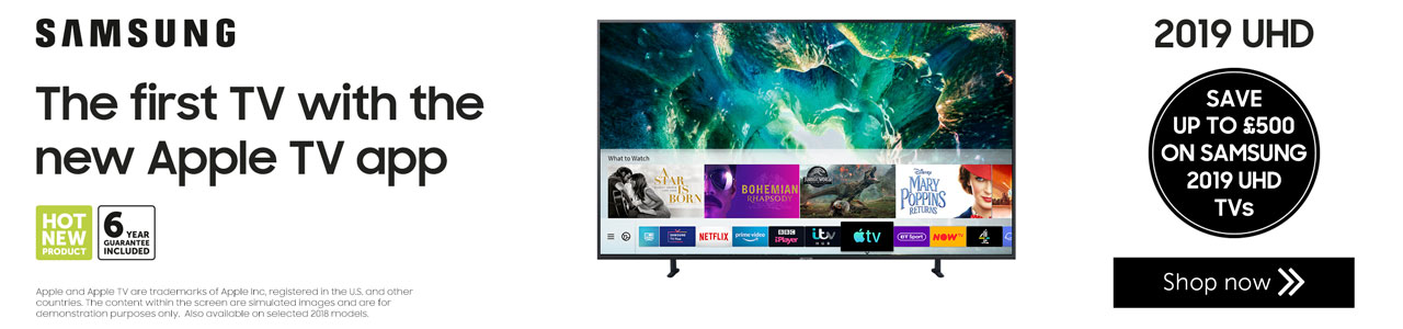 Samsung Apple TV