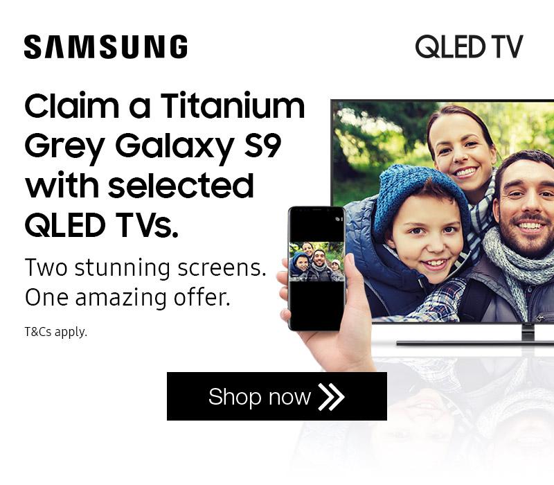 Samsung S9 smartphone offer