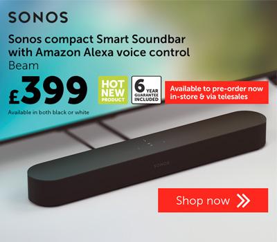 Sonos Beam pre-order now