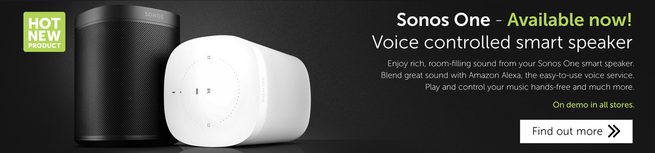 Sonos One - Available now