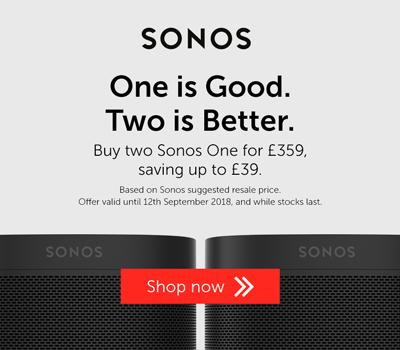 Sonos bundle promo