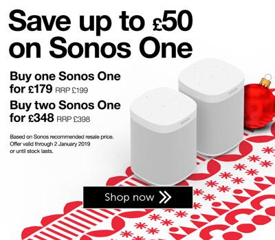Sonos One Offer