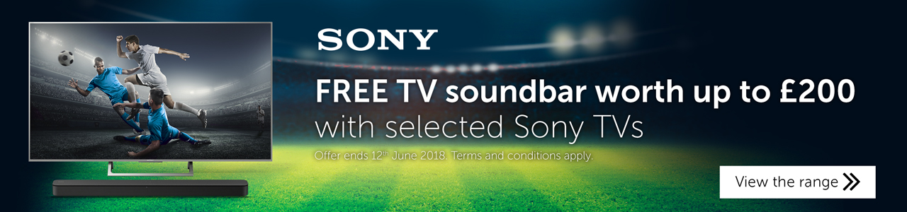 Sony World Cup promo
