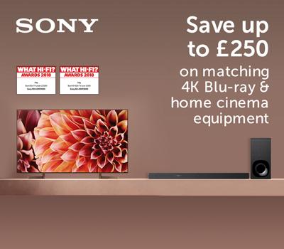 Sony XF9005 Blu-ray offer