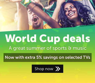 World Cup Deals