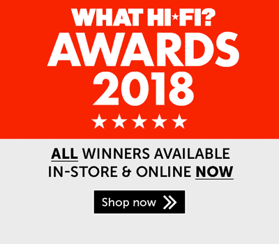 What Hi-Fi? Award Winners