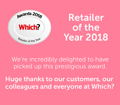 Which Retailer of the Year 2018
