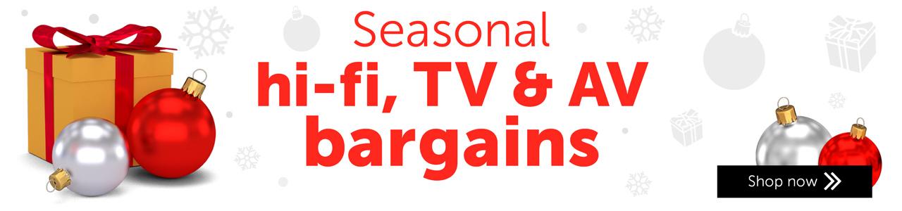 Seasonal Bargains