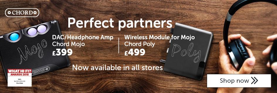 Chord Mojo and Poly