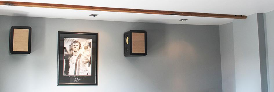 Speaker Wall Brackets
