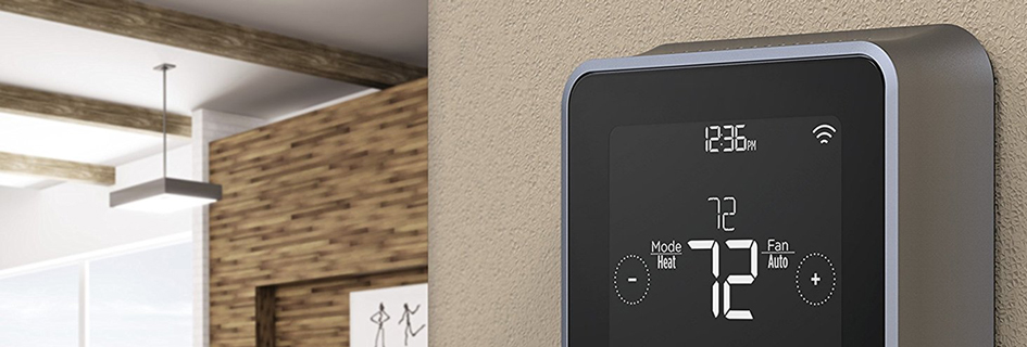 Smart home - thermostats