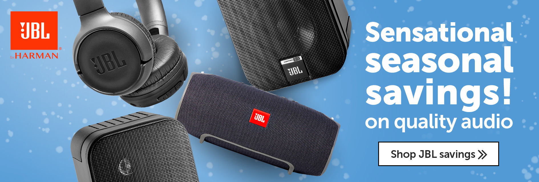 JBL Seasonal Savings