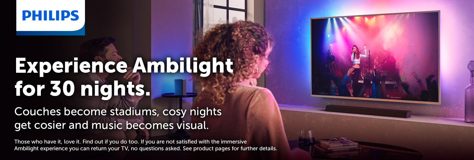 Philips 30 night trial