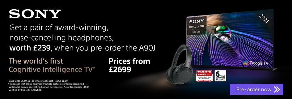 Sony A90J Pre-order