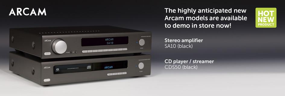 Arcam SA10 / CDS50