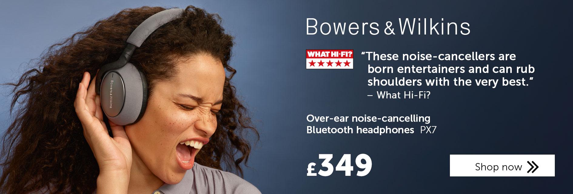 Bowers & Wilkins PX7 Headphones