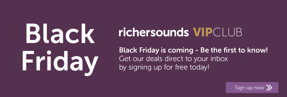 Black Friday is coming - Get our deals direct to your inbox by signing up or free