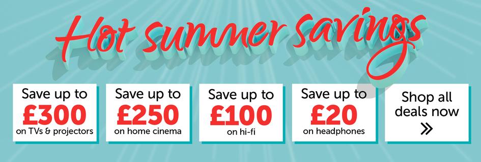 """""""Hot Summer Savings"""