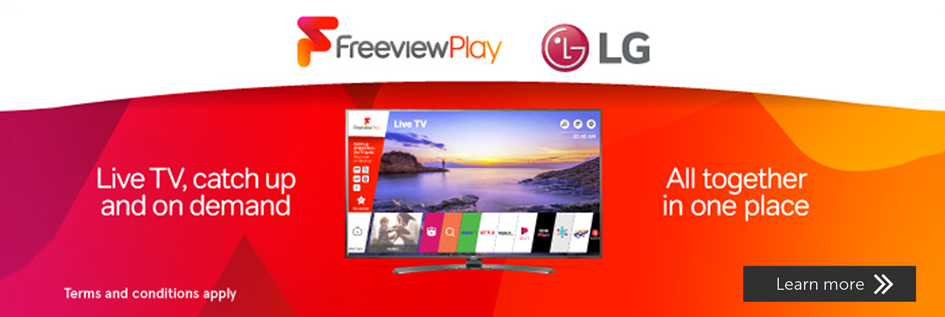 LG Freeview Play