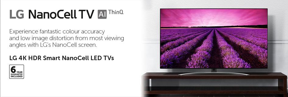 LG NanoCell TVs