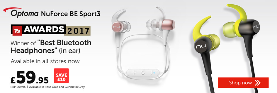 Optoma BE Sport 3 Headphones