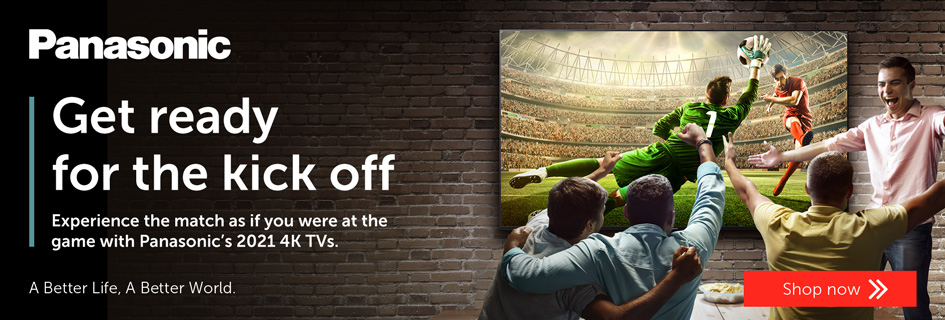 Get ready for the kick off with Panasonic's 2021 4K TVs - All TVs